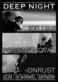 Deep Night I feat. KELUAR + POPSIMONOVA + ONRUST
