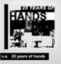 CD VARIOUS ARTISTS 25 Years of Hands