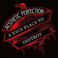 CD AESTHETIC PERFECTION A nice place to destroy (EP)