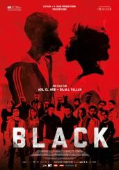 CD FILMFEST GHENT 2015 Adil El Arbi & Bilall Fallah: Black