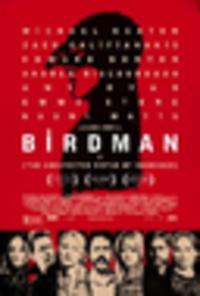 CD ALEJANDRO GONZALEZ INARRITU Birdman Or (The Unexpected Virtue Of Ignorance) (FilmFest Ghent 2014)