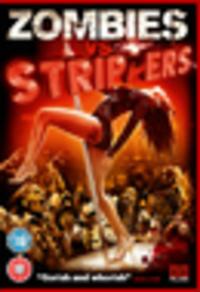 CD ALEX NICOLAU Zombies vs Strippers