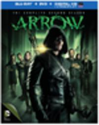 CD  Arrow-Season 2