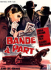CD JEAN-LUC GODARD BANDE A PART