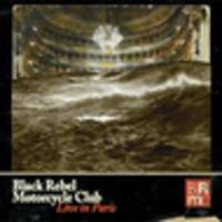 CD BLACK REBEL MOTORCYCLE CLUB Live in Paris (Theatre Trianon, February 24, 2014) 2CD/DVD