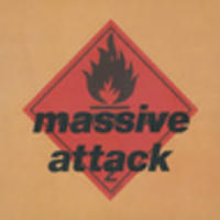 CD MASSIVE ATTACK Blue Lines