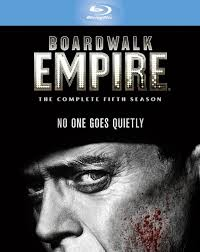 CD  BOARDWALK EMPIRE SEASON 5