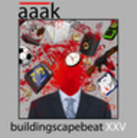 CD A.A.A.K. Buildingscapebeat XXV