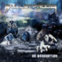 CD BULLET-PROOF DE-Generation