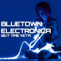 CD VARIOUS ARTISTS Bluetown Electronica