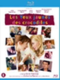 CD CECILE TELERMAN Les Yeux Jaunes Des Crocodiles