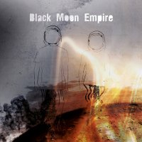 CD COLLAPSE UNDER THE EMPIRE/MOONCAKE Black Moon Empire