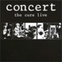 CD THE CURE Concert