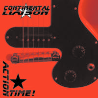 CD CONTINENTAL LIAISON Action Time/The Sublime (single)