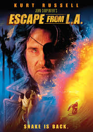 CD JOHN CARPENTER Escape From L.A.