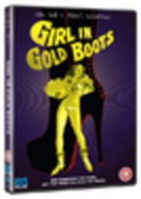 CD TED V. MIKELS Girl In Gold Boots