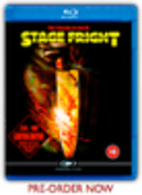 CD MICHELE SOAVI Stage Fright