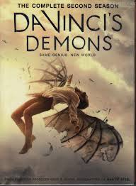CD  DA VINCI'S DEMONS SEASON 2