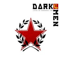 CD DARKMEN Living On Borrowed Time