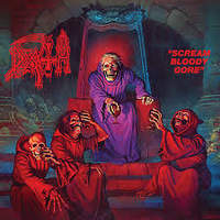 CD DEATH Scream Bloody Gore
