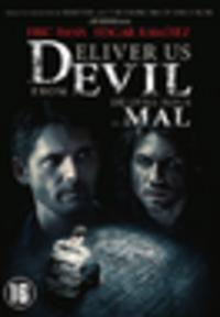 CD SCOTT DERRICKSON Deliver Us From Evil
