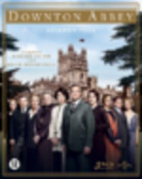 CD  DOWNTOWN ABBEY SEASON 4