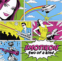 CD EMOTIKON Two Of A Kind