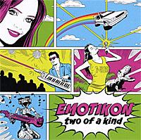 CD EMOTIKON Two Of A Kind