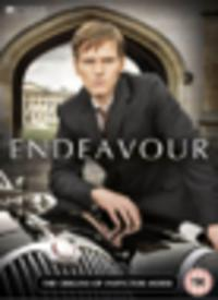 CD  ENDEAVOUR, THE MOVIE