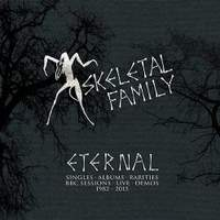CD SKELETAL FAMILY Eternal Singles-Albums-Rarities-BBC Sessions-Live-Demos (1982-2015)