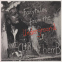 CD ANNE CLARK AND HERRB Fairytales From The Underground