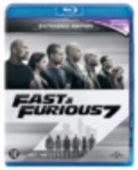 CD JAMES WAN Fast & Furious 7