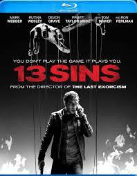CD DANIEL STAMM 13 Sins