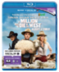 CD SETH MACFARLANE A Million Ways To Die In The West