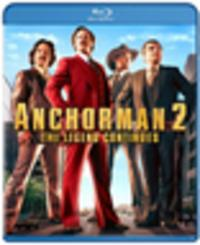 CD ADAM MCKAY Anchorman 2-The legend continues