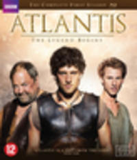 CD  Atlantis, The Legend Begins (The Complete First Season)