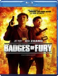 CD TSZ MING WONG Badges Of Fury