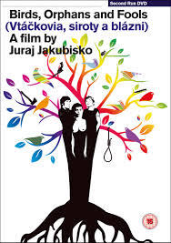 CD JURAJ JAKUBISKO Birds, Orphans and Fools