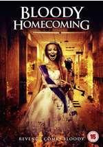 CD BRIAN C. WEED Bloody Homecoming