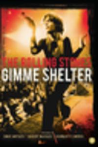 CD DAVID & ALBERT MAYSLES, CHARLOTTE ZWERIN Gimme Shelter