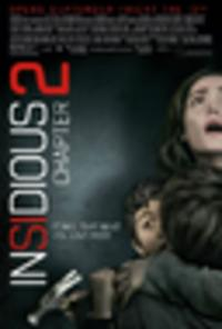 CD JAMES WAN Insidious Chapter 2