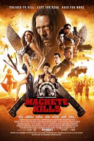 CD ROBERT RODRIGUEZ Machete Kills