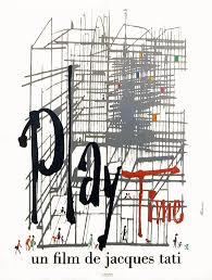 CD JACQUES TATI Playtime
