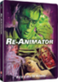 CD STUART GORDON Re-animator