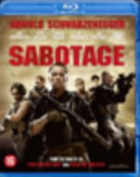 CD DAVID AYER Sabotage