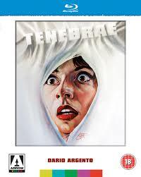 CD DARIO ARGENTO FILM: Tenebrae