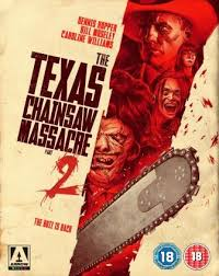 CD TOBE HOOPER Texas Chainsaw Massacre 2