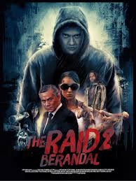 CD GARETH EVANS FILM: The Raid 2