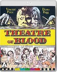 CD DOUGLAS HICKOX Theatre Of Blood