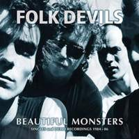 CD FOLK DEVILS Beautiful Monsters